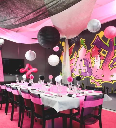 Lampions: Partydekoration Silvester